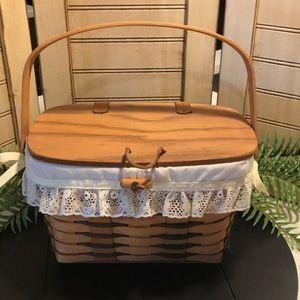 Other - Longaberger Basket